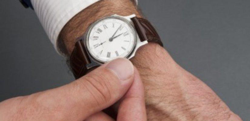 Управление на времето за бизнесмени